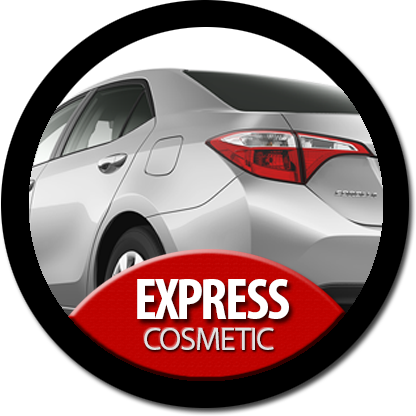 Auto Body Calgary - Express Cosmetic Repair